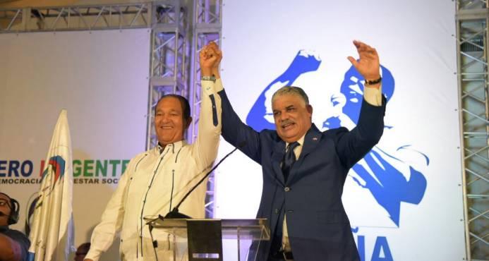 Miguel Vargas pide acoger con brazos abiertos a los que retornan al PRD