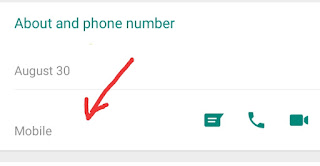 WhatsApp Number Kaise Nikale