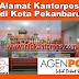 Alamat Kantor Pos di Kota Pekanbaru