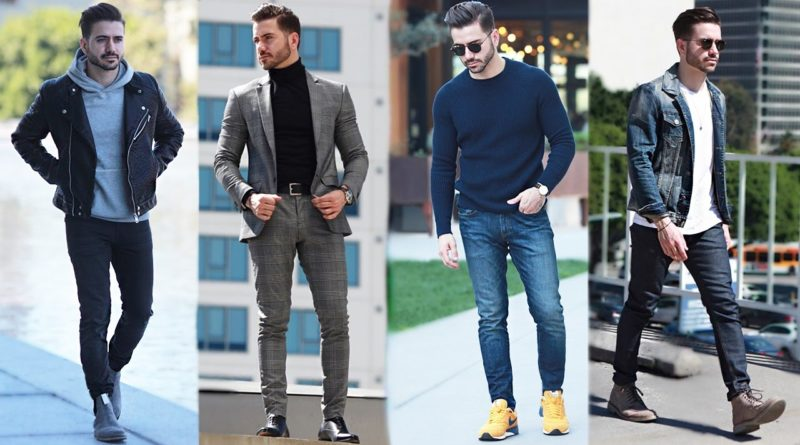 Essential Things for Men to Look Stylish