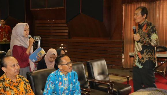 Wakil Ketua KPK Bekali Mahasiswa Universitas Jember