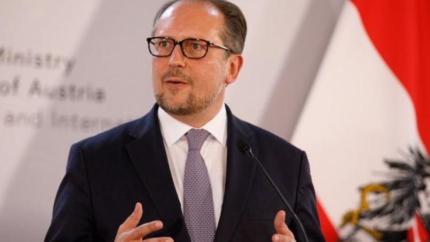 """""""Πολύ ξεκάθαρη γλώσσα"""" απέναντι στην Άγκυρα ζητά η Αυστρία"""