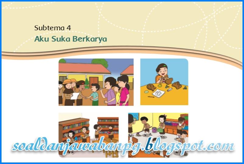 Kunci Jawaban Buku Tematik Kelas 3 Tema 8 Subtema 4 Halaman 165