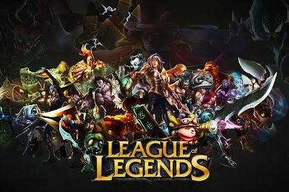 Cara Copy Dan Install League Of Legends Wild Rift Dari HP Teman