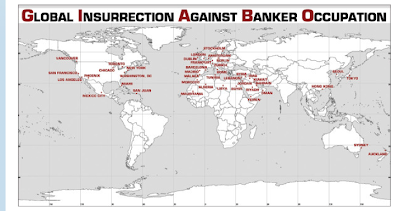 global insurrection against banker occupation