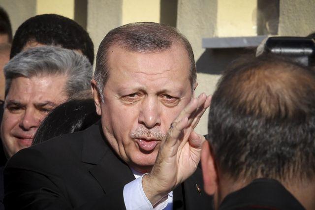 Ερντογάν προς ΕΕ: Στην ΑΟΖ έχουμε δικαιώματα