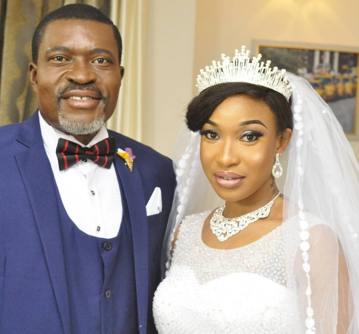 Celebrity Wedding Nollywood Movie: Watch Odunlade Adekola & Toyin Aimakhu In Celebrity