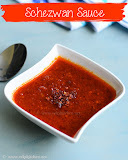 Schezwan style sauce recipe