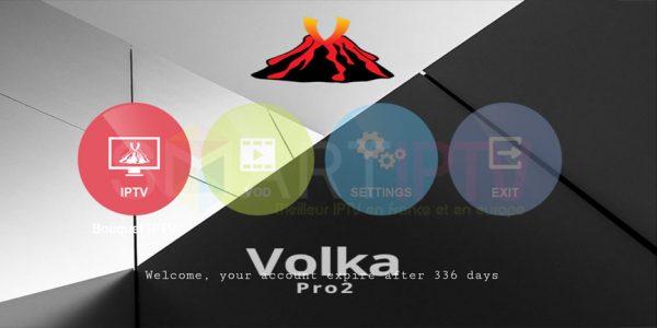 كود تفعيل Volka IPTV لمدة 226 يوم مجانااا 2020