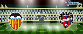 Валенсия — Леванте: прогноз на матч, где будет трансляция смотреть онлайн в 22:00 МСК. 13.09.2020г.