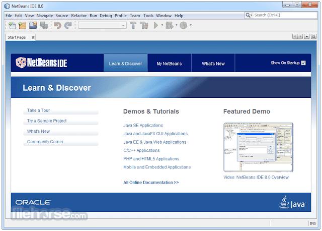 html editor Netbeans8.2