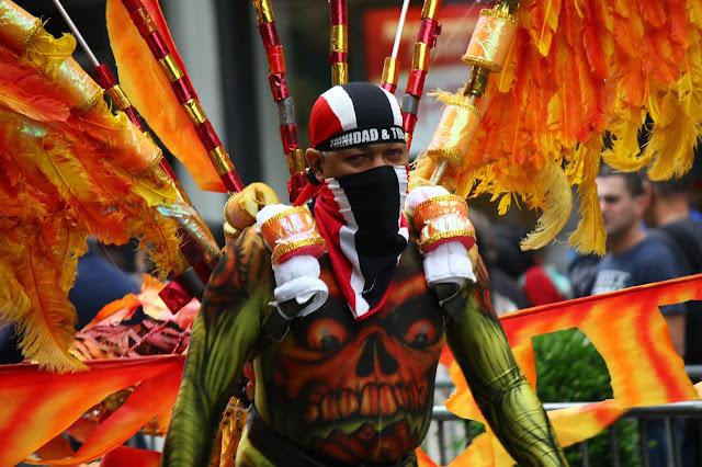 imagen del carnaval caribeño