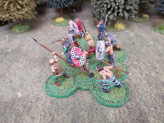 Gauls ready for playing Infamy, Infamy!