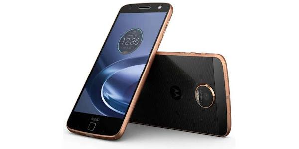 Motorola Moto Z3 on Verizon discounted by 50%