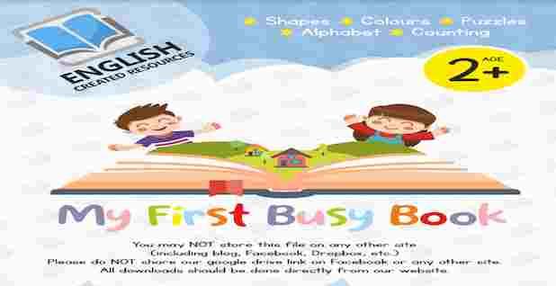 كتاب تأسيس اللغة الانجليزية للاطفال pdf بعد عمر سنتين
