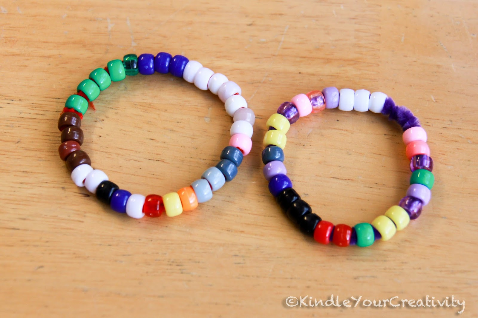 Kindle Your Creativity: Bead Bracelet