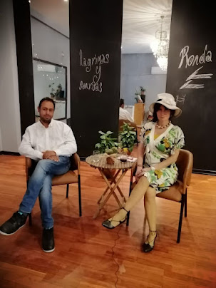 CIGDEM YORGANCIOGLU DENIZ ALTINTASLI CI TANGO TALKS  WORKSHOP TANGO CAFE