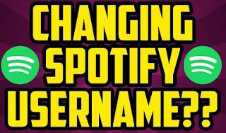 Cara Mengubah Nama Pengguna Spotify