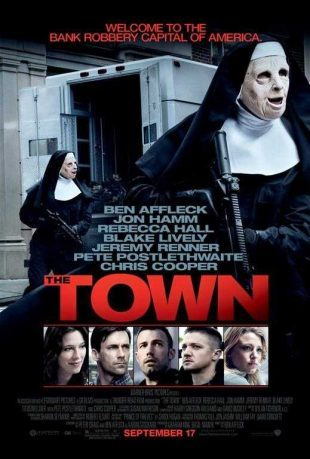 The Town 2010 BRRip 720p Dual Audio In Hindi English