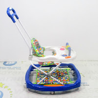 royal ry222 bunga ulir baby walker