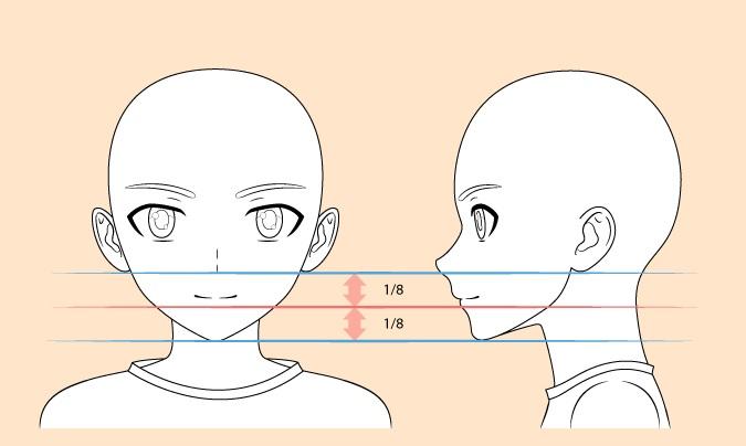 Gambar mulut bocah anime