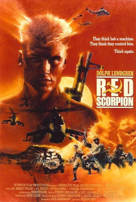 Sinopsis film Red Scorpion (1988)