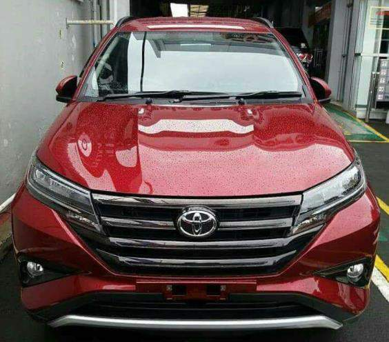 All_new_Toyota_Rush_2018_Depan_Merah