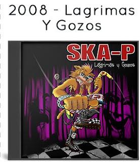 2008 - Lagrimas Y Gozos