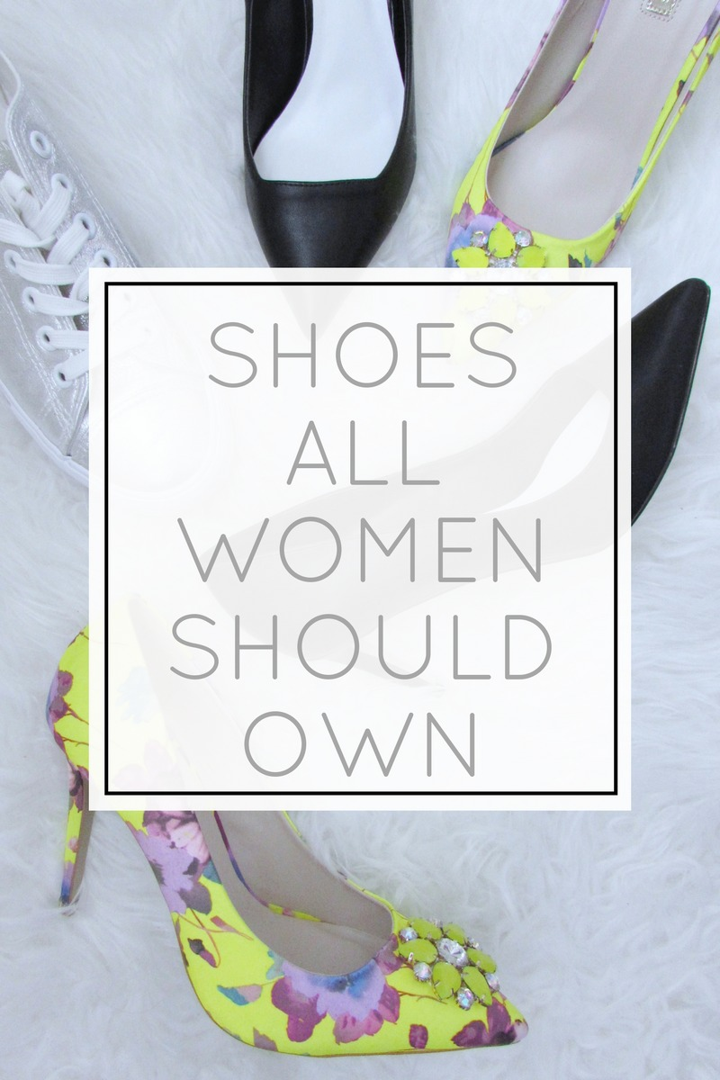 Shoes all women should own