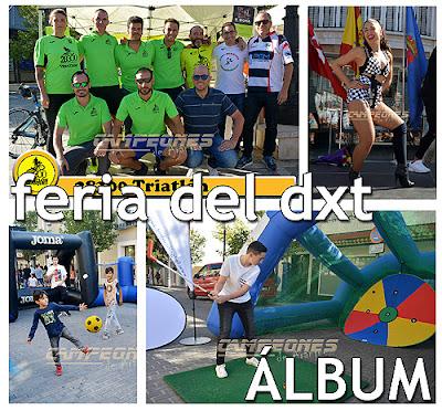 Feria Deporte Aranjuez