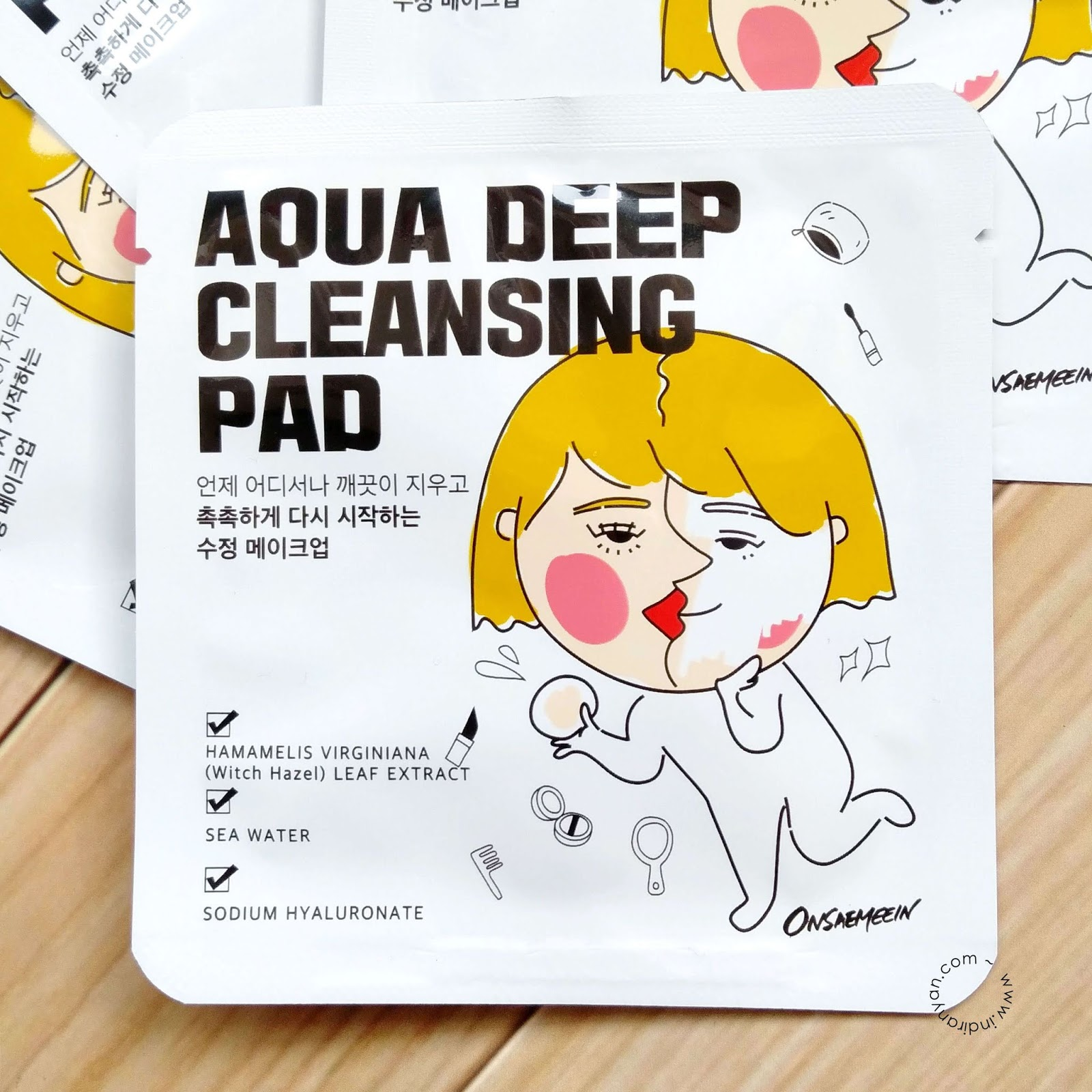 onsaemeein-aqua-deep-cleansing-pad-review
