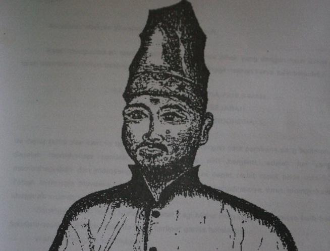 Biografi dari Abdul Kadir Raden Temenggung Setia Pahlawan (1771-1875)