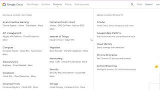 Google Cloud Platform Console Tutorial