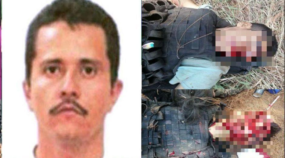 """La furia de """"El Mencho"""" se desata tras la sangrienta emboscada en Uruapan, Michoacán contra """"Los Viagras"""", 23 sicarios ejecutados."""