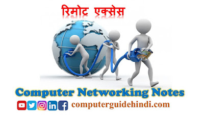 what is remote access server in hindi