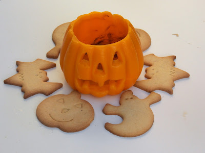 Poilâne Halloween koekjes & workshops