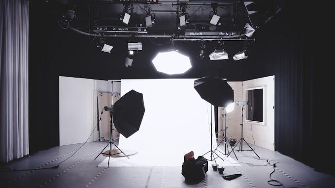 Hiring a photography studio