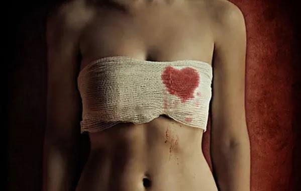 Xin đừng yêu cô gái bị tổn thương!
