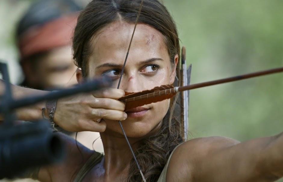 Tomb Raider: A Origem | Alicia Vikander vem à CCXP promover lançamento do reboot