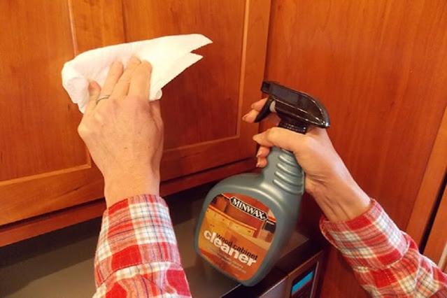 Dung dịch vệ sinh đồ gỗ chuyên dụng