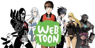 Line Webtoon aplikasi baca komik