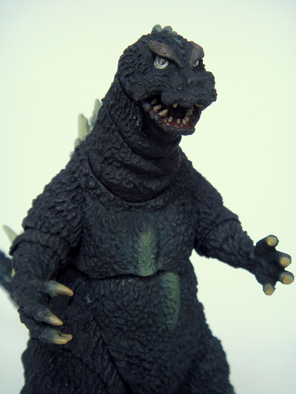 Import Monsters: S.H. MonsterArts Godzilla (1964) Pictures!