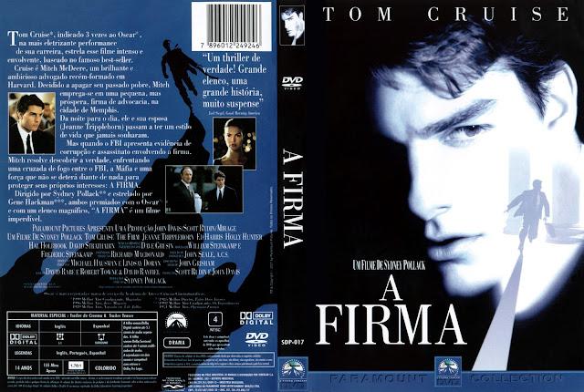 Capa DVD A Firma