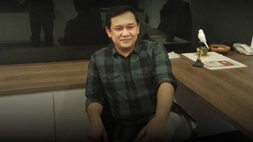 Soal Akidi Tio, Denny Siregar Sentil Balik Demokrat Terkait Hoaks Ratna Sarumpaet