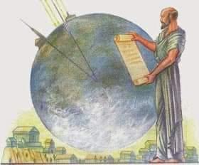 لماذا الأرض ليست مسطحة ؟ قياسات العالم إراتوستينس Eratosthenes