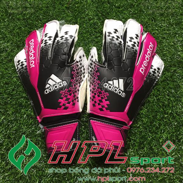 Găng tay thủ môn Adidas - HPL 02 màu tím