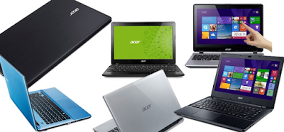 Laptop Acer Core i7