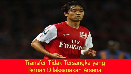 Transfer Tidak Tersangka yang Pernah Dilaksanakan Arsenal