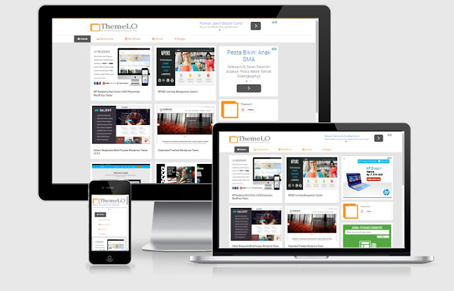 ThemeLO Clean Responsive Blogger Template