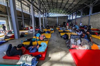 venezolanos han retornado al país desde Colombia y Brasil